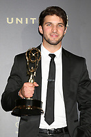 LOS ANGELES - APR 30:  Bryan Craig, Outstanding Younger Actor in a Drama Series, General Hospital in the 44th Daytime Emmy Awards Press Room at the Pasadena Civic Auditorium on April 30, 2017 in Pasadena, CA