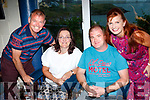 6 Marks<br /> -----------<br /> Enjoying the Tralee Triathlon Club fundraising quiz at the Tralee Sailing Club, Fenit, last Saturday night were L-R Paul O'Connor, Catherine&amp;Randall Wharton with Fiona O'Connor.