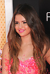 HOLLYWOOD, CA - JUNE 26: Selena Gomez arrives at 'Katy Perry: Part Of Me' Los Angeles Premiere at Grauman's Chinese Theatre on June 26, 2012 in Hollywood, California.