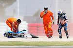 Free Practices during the FIM CEV REPSOL in Albacete, Spain.<br /> 05/07/2014<br /> MARIA HERRERA<br /> Rafa Marrod&aacute;n by PHOTOCALL3000