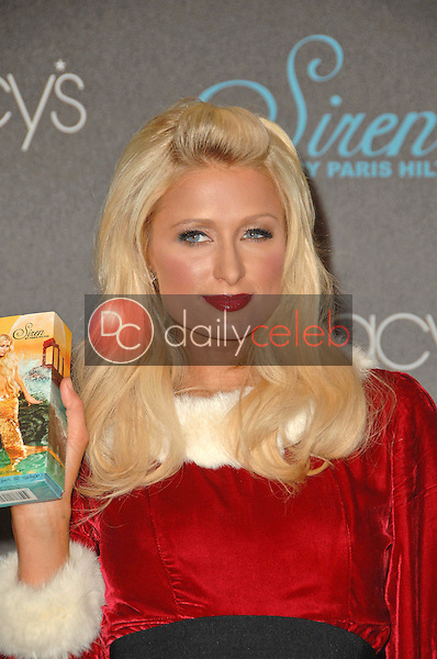 """Paris Hilton<br /> at the launch of """"Siren"""" Fragrance by Paris Hilton presented by Macy's, Macy's store, Glendale, CA. 12-03-09<br /> David Edwards/Dailyceleb.com 818-249-4998"""