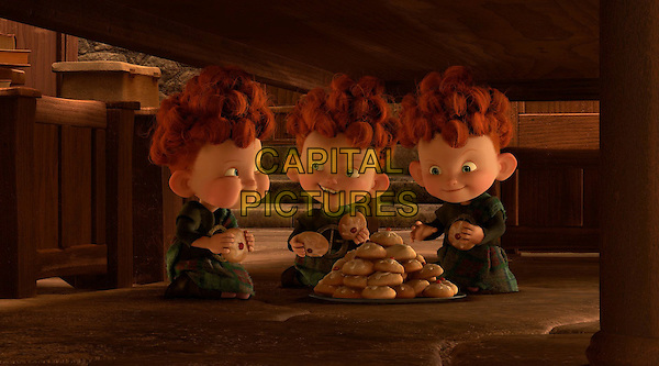 Scene.in Brave (2012).*Filmstill - Editorial Use Only*.CAP/NFS.Supplied by Capital Pictures.