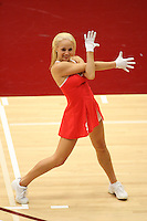 9 November 2006: Stanford Dollies during Stanford's 88-61 win in the first round of the preseason Women's National Invitation Tournament against Loyola Marymount Lions at Maples Pavilion in Stanford, CA.