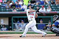 June 2, 2007:  Russ Johnson of the Indianapolis Indians at Victory Field in Indianapolis, IN.  Photo by:  Chris Proctor/Four Seam Images