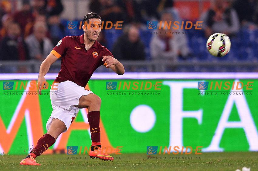 Kostantin Manolas Roma <br /> Roma 29-10-2014 Stadio Olimpico, Football Calcio Serie A 2014/2015 AS Roma - Cesena. Foto Antonietta Baldassarre / Insidefoto
