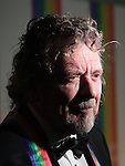 Robert Plant (Led Zepplin) attending the 35th Kennedy Center Honors at Kennedy Center in Washington, D.C. on December 2, 2012