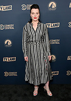 30 May 2019 - West Hollywood, California - Debi Mazar. Paramount Network, Comedy Central, TV Land Press Day 2019 held at The London West Hollywood  . Photo Credit: Birdie Thompson/AdMedia<br /> CAP/ADM/BT<br /> ©BT/ADM/Capital Pictures