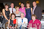 The Department of Justice staff enjoying their Christmas party in the Malton Hotel on Friday night was front row l-r: Bernie Foley, Dave Murphy, Mags O'Sullivan. Back row: Kay Parker, Peter Brady, Kathleen Brady, John Kelleher, Nora Flynn and Ken Bruton.