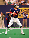 New York Giant Phil SImms (11) during a game from his 1988 season with the Giants. Phil SImms played for 14 years, all with the Giants and was a 2-time Pro Bowler.<br /> (SportPics)