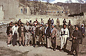 Iran 1979 <br /> A delegation of KDP in Ouchnou on their way to Mahabad to visit Abdul Rahman Ghassemlou  <br /> Iran 1979 <br /> Une delegation du PDK a Ouchnou, en route pour rencontrer Abdul Rahman Ghassemlou a Mahabad
