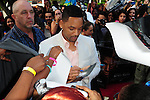 MIAMI, FL - MAY 16: Will Smith attend the AFTER EARTH Day at Miami Science Museum and Planetarium on May 16, 2013 in Miami, Florida. (Photo by Johnny Louis/jlnphotography.com)