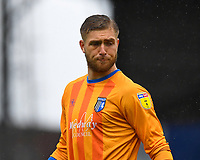 Tomas Holy of Gillingham during Portsmouth vs Gillingham, Sky Bet EFL League 1 Football at Fratton Park on 6th October 2018