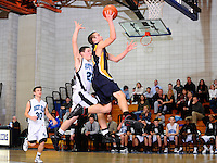 RHAM Boy's Basketball at Rocky Hill 2/4/2011