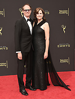 LOS ANGELES - SEPTEMBER 15: Wendy Hallam-Martin attends the 2019 Creative Arts Emmy Awards at the Microsoft Theatre LA Live on September 15, 2019 in Los Angeles, California. (Photo by Scott Kirkland/PictureGroup)