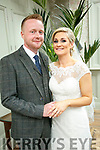 Rhiannon Evans and Kenneth Reynolds were married at Ballyseedy Castle Hotel on 19th may 2017 with a reception after