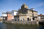 The Mill hotel, River Colne, Colchester, Essex