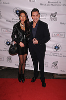 MIAMI, FL - NOVEMBER 10: Todd English (R) and Candice Sonneman attend Destination Fashion 2012 To Benefit The Buoniconti Fund To Cure Paralysis, the fundraising arm of The Miami Project to Cure Paralysis, on November 10, 2012 in Miami, Florida.  © MPI10/MediaPunch Inc