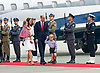 Princess Charlotte, Prince George, Kate & Will Arrive POland