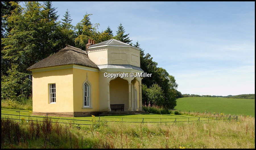 BNPS.co.uk (01202 558833)<br /> Pic: LandmarkTrust/BNPS<br /> <br /> Robin Hoods Hut, in,Somerset. <br /> <br /> Fully booked...Holidays less ordinary spark a booking frenzy in Brits.<br /> <br /> A charity which rents out historic buildings around Britain is celebrating a boom in business that has seen some of its properties booked out years in advance.<br /> <br /> The Landmark Trust has transformed almost 200 of the country's quirkiest buildings - from medieval castles to Tudor towers and even a former pig sty - into unique holiday homes.<br /> <br /> And they have become so popular with Brits looking for unusual places to escape to that some buildings are fully booked until 2016.<br /> <br /> Top of the most popular properties are Luttrell's Tower, a Georgian folly near Southampton, Hants, and Astley Castle, a Saxon stronghold dating back to the 12th century in Nuneaton, Warks.<br /> <br /> Other favourites include a Victorian pigsty near Whitby, North Yorks, which was built in the style of a Greek temple, and the London townhouse of 20th century poet John Betjeman.<br /> <br /> The buildings have become such a hit among holidaymakers that they are willing to fork out thousands of pounds to stay in them.<br /> <br /> While prices start at 10 pounds a night for cosy cottages in winter, a seven-night stay at the most popular properties in the height of summer can cost up to 3,000 pounds.<br /> <br /> But the fees are then ploughed back into the upkeep and restoration of the properties.
