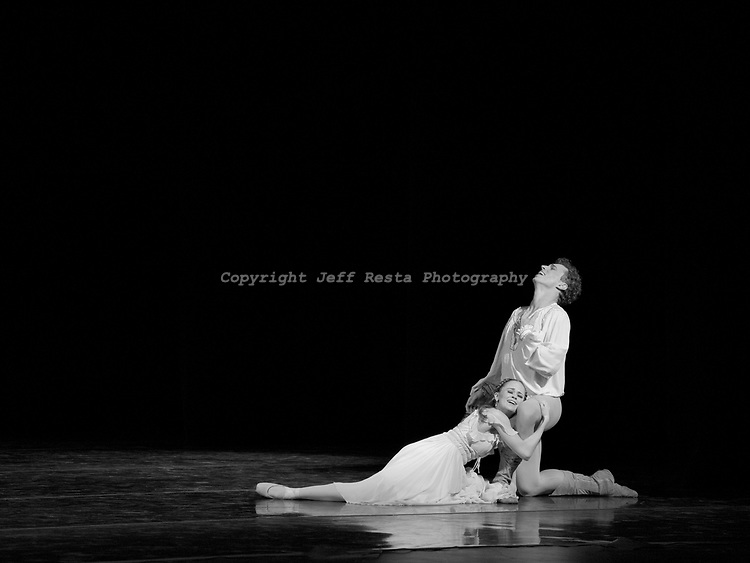 Texas Ballet Theater perform Romeo & Juliet at the Winspear Opera House on March 6, 2010.  Ben Stevenson O.B.E.