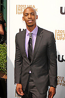 Mehcad Brooks attends USA Network's 2012 Upfront Event at Lincoln Center's Alice Tully Hall in New York, 17.05.2012.  Credit: Rolf Mueller/face to face /MediaPunch Inc. ***FOR USA ONLY***