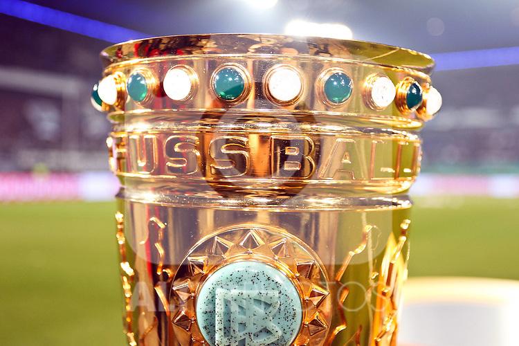 01.03.2011,  MSV-Arena, Duisburg, GER, DFB Pokal, MSV Duisburg vs Energie Cottbus, Halbfinale, im Bild: DFB Pokal  Foto © nph / Mueller