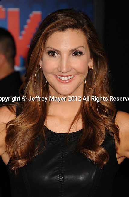 HOLLYWOOD, CA - OCTOBER 29: Heather McDonald arrives at the Los Angeles premiere of 'Wreck-It Ralph' at the El Capitan Theatre on October 29, 2012 in Hollywood, California.