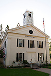 Mariposa County Courthouse, Mariposa; California, USA.  Photo copyright Lee Foster.  Photo # california121557
