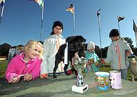 1. Sächsisches Mopsrennen auf der Windhunderennbahn in Eilenburg - Piet (4) der schnellste Mops-Rüde und der schnellste Mops von allen. Foto: Norman Rembarz