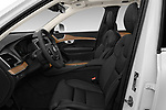 Front seat view of a 2018 Volvo XC90 Inscription 5 Door SUV front seat car photos