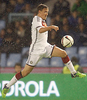 Germany's Kruse during international friendly match.November 18,2014. (ALTERPHOTOS/Acero) /NortePhoto<br />