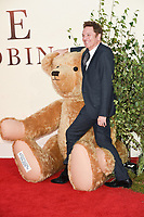 "Brian Conley<br /> arriving for the World Premiere of ""Goodbye Christopher Robin"" at the Odeon Leicester Square, London<br /> <br /> <br /> ©Ash Knotek  D3311  20/09/2017"