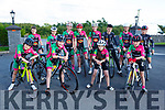 At the Final of Kerry TT Championships on Thursday were Killarney CC Youth Academy Front Brian Hanafin, Lorcan Daly, Shayna Daly, Carol Stegman, Back Louis Stegman, Cillian Covader, Alva Kissane, Shane Galvin, Tara Kissane, Patrick Galvin, Ethan Slattery