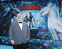 "LOS ANGELES - FEB 9:  Dean DeBlois at the ""How To Train Your Dragon: The Hidden World""  Premiere at the Village Theater on February 9, 2019 in Westwood, CA"