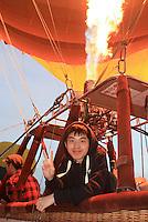 20120206 Hot Air Balloon Cairns 06 February