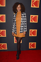 LOS ANGELES - FEB 15:  Danni Washington at the 3rd Annual Kodak Film Awards at the Hudson Loft on February 15, 2019 in Los Angeles, CA