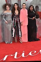 HELENA BONHAM CARTER, SANDRA BULLOCK, SARAH PAULSON, MINDY KALING<br /> &quot;Ocean's 8&quot; European film premiere in Leicester Square, London, England on June 13, 2018<br /> CAP/Phil Loftus<br /> &copy;Phil Loftus/Capital Pictures /MediaPunch ***NORTH AND SOUTH AMERICAS ONLY***