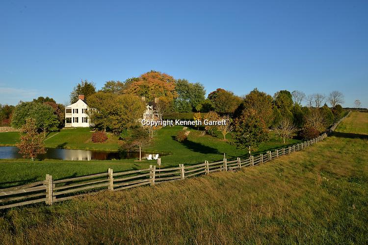 Old Whitewood Farm, Mark Ohrstrom