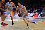 Turkish Airlines Euroleague 2017/2018.<br /> Regular Season - Round 8.<br /> FC Barcelona Lassa vs Valencia Basket: 89-71.<br /> Guillem Vives.