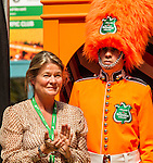 Engeland, London, 26 juli 2012.Olympische Spelen London.Opening Holland Heineken House.Charlene de Carvalho-Heineken bij de Opening van het Holland Heineken House in London