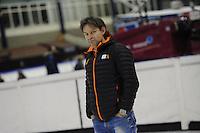 SCHAATSEN: HEERENVEEN: 30-01-14-2013, IJsstadion Thialf, Training Topsport, Jeroen Otter, ©foto Martin de Jong