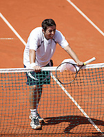 14-7-06,Scheveningen, Siemens Open, quarter finals, Adrian Garcia