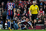 Jonathan Walters of Stoke City during the  English Premier League soccer match between Arsenal and Stoke City in London,UK,02 February  2012.THOMAS CAMPEAN/Pixel8000 Ltd...