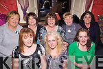 STILL CHRISTMAS: Celebrating Women's Christmas with a meal at The Brogue Inn Restaurant on Saturday night were front l-r: Trisha Manity, Sally Shendan and Marie Thornton. Back l-r: Ann Quinn, Teresa Murphy, Dora Walsh, Cathleen Walsh and Marion Clifford.   Copyright Kerry's Eye 2008