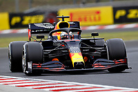 17th July 2020, Hungaroring, Budapest, Hungary; F1 Grand Prix of Hungary,  free practise sessions;  33 Max Verstappen NLD, Aston Martin Red Bull Racing