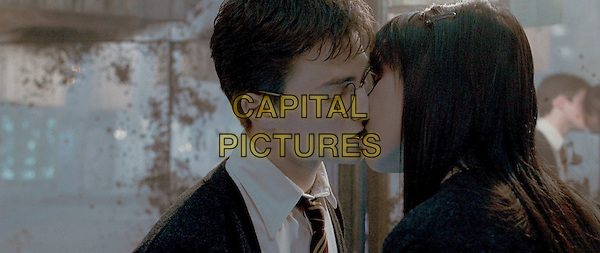 DANIEL RADCLIFFE & KATIE LEUNG.in Harry Potter and the Order of the Phoenix .**Editorial Use Only**.CAP/FB.Supplied by Capital Pictures