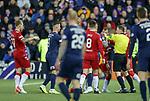 12.02.2020 Kilmarnock v Rangers: John Beaton sorts out some aggro