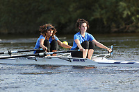 Race: 174  W.J13.2x   Winner of Race: 139  vs Winner of Race: 138 <br /> <br /> Ross Regatta 2017 - Monday<br /> <br /> To purchase this photo, or to see pricing information for Prints and Downloads, click the blue 'Add to Cart' button at the top-right of the page.