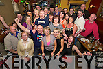 Mary O'Shea, St Brendans Place, Killarney, third from right, pictured with her husband, Murt, sister Breda and mother Maureen, family and friends, as she celebrated her 40th birthday in the C2 bar, Killarney on Saturday night....