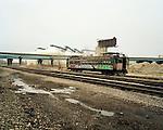 Lackawana Railroad Car, Toledo, Ohio, March, 18, 2008